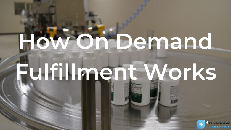 How On Demand Fulfillment Works