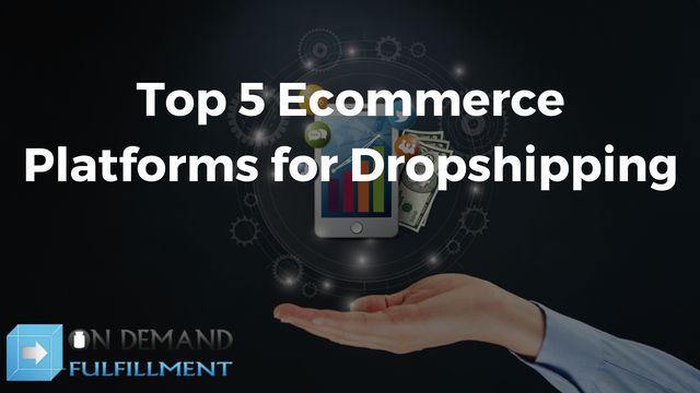 Top 5 Ecommerce Platforms for Dropshipping