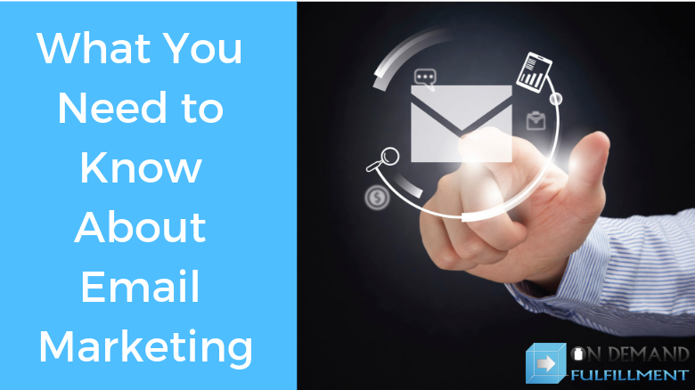 what to know about email marketing for supplement industry
