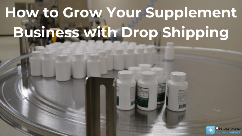 grow your business with drop shipping