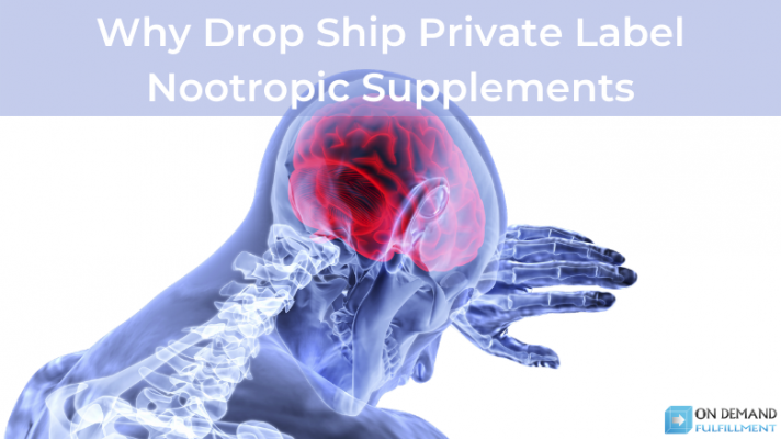 Why Drop Ship Private Label Nootropic Supplements