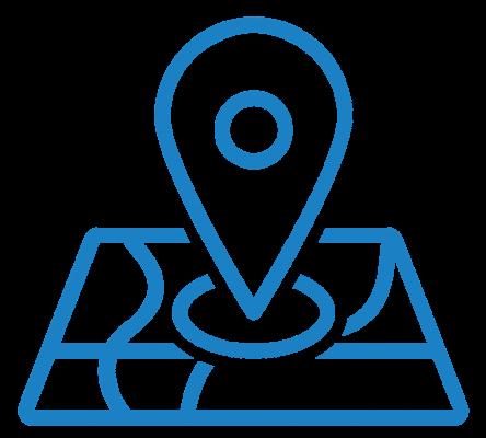 on demand fulfillment location icon